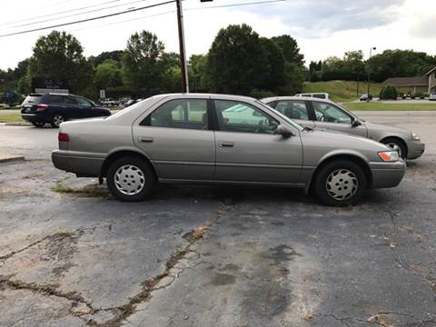 1998 Toyota Camry for sale in Lenoir, NC