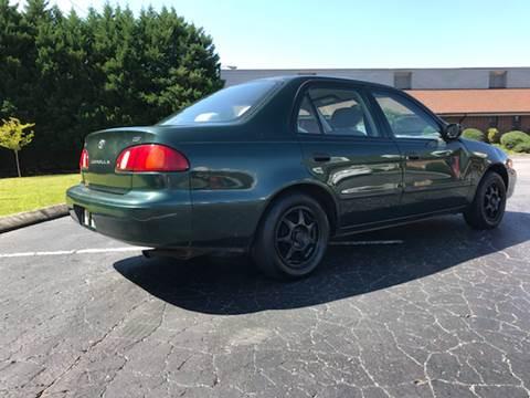 2000 Toyota Corolla for sale in Lenoir, NC