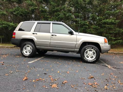 1997 Jeep Grand Cherokee for sale in Lenoir, NC