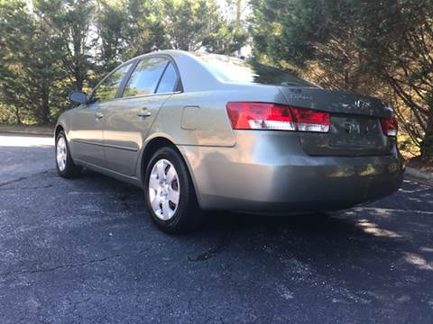 2008 Hyundai Sonata for sale in Lenoir, NC