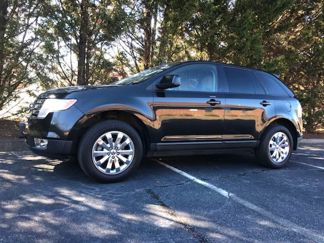 ford edge view of photo crossover image