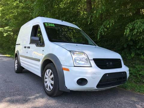 2012 Ford Transit Connect for sale at Lenoir Auto in Lenoir NC