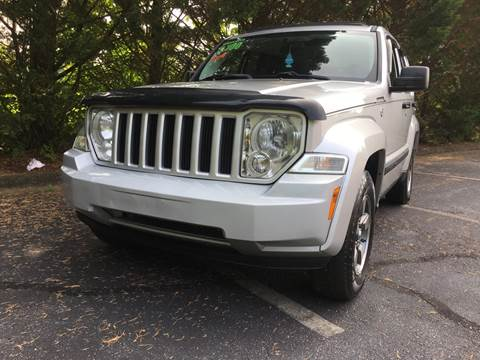 2008 Jeep Liberty for sale in Lenoir, NC