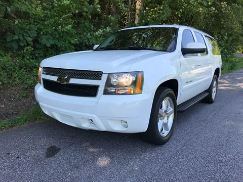 2007 Chevrolet Suburban for sale at Lenoir Auto in Lenoir NC