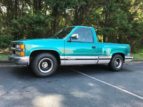 1993 GMC Sierra 1500 for sale in Lenoir, NC