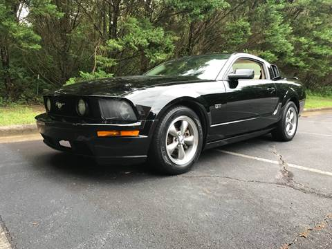 2006 Ford Mustang for sale at Lenoir Auto in Lenoir NC