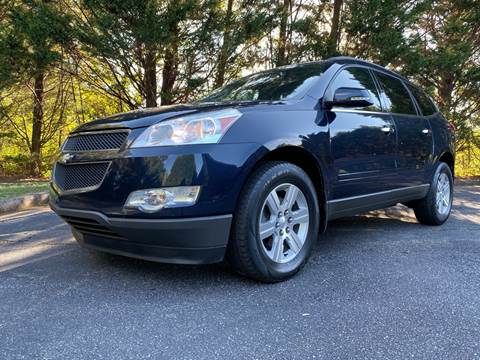 2012 Chevrolet Traverse for sale at Lenoir Auto in Lenoir NC