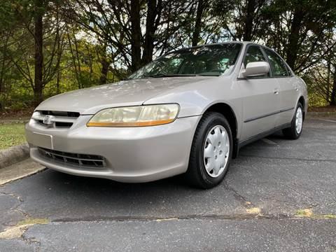 1998 Honda Accord for sale in Lenoir, NC