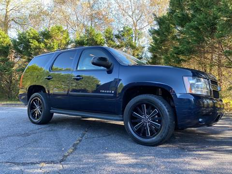 2007 Chevrolet Tahoe for sale at Lenoir Auto in Lenoir NC