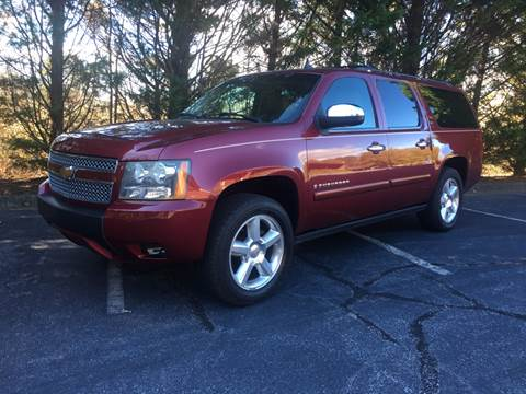 2008 Chevrolet Suburban for sale at Lenoir Auto in Lenoir NC