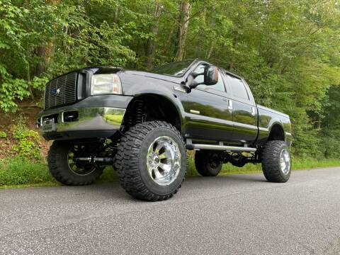 2006 Ford F-250 Super Duty for sale at Lenoir Auto in Lenoir NC