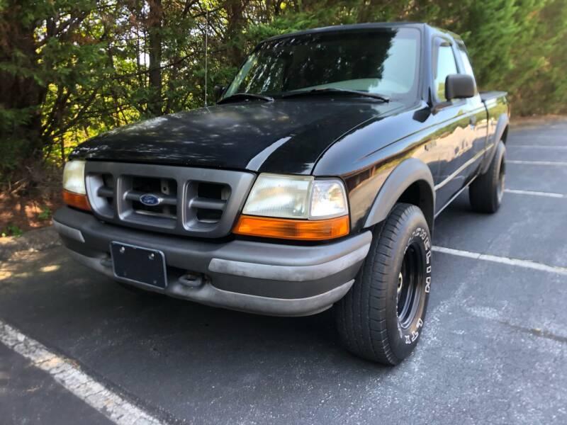 1998 Ford Ranger for sale at Lenoir Auto in Lenoir NC