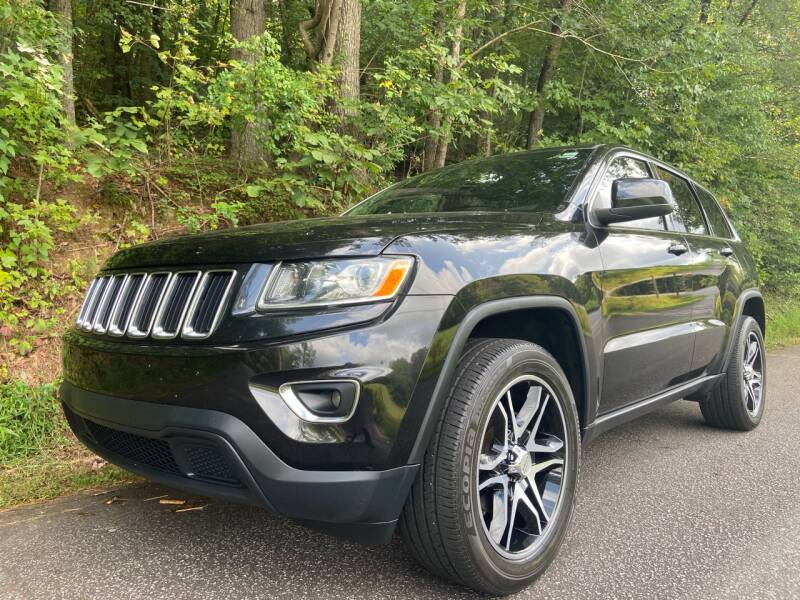 2015 Jeep Grand Cherokee for sale at Lenoir Auto in Lenoir NC