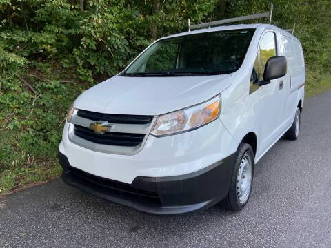 2015 Chevrolet City Express Cargo for sale at Lenoir Auto in Lenoir NC