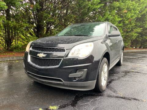 2010 Chevrolet Equinox for sale at Lenoir Auto in Lenoir NC