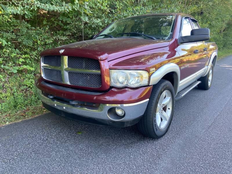 2003 Dodge Ram Pickup 1500 for sale at Lenoir Auto in Lenoir NC