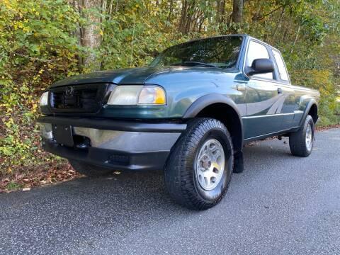 1998 Mazda B-Series Pickup for sale at Lenoir Auto in Lenoir NC