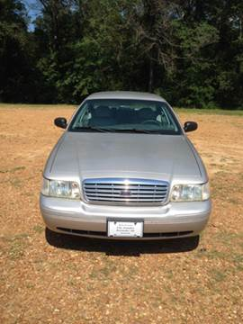 2003 Ford Crown Victoria for sale in Kosciusko, MS