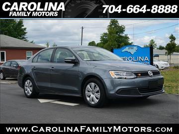 2014 Volkswagen Jetta for sale in Mooresville, NC