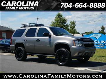 2009 Chevrolet Tahoe for sale in Mooresville, NC
