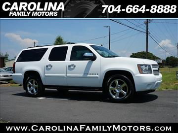 2007 Chevrolet Suburban for sale in Mooresville, NC