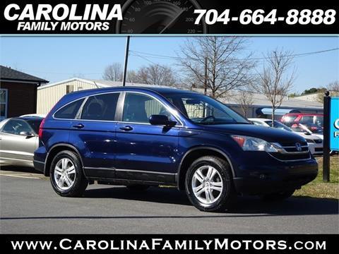 2010 Honda CR-V for sale in Mooresville, NC