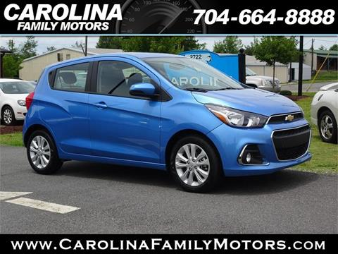 2017 Chevrolet Spark for sale in Mooresville, NC