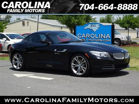 2014 BMW Z4 for sale in Mooresville, NC