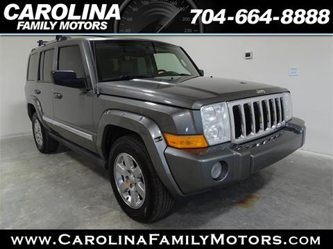 2007 Jeep Commander for sale in Mooresville, NC