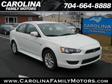 2015 Mitsubishi Lancer for sale in Mooresville, NC