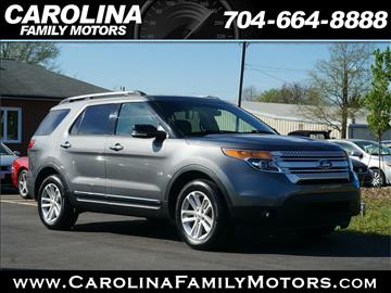 2014 Ford Explorer for sale in Mooresville, NC