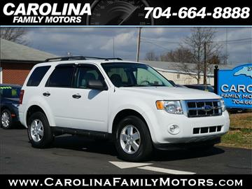 2011 Ford Escape for sale in Mooresville, NC