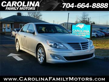 2013 Hyundai Genesis for sale in Mooresville, NC