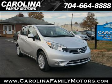 2014 Nissan Versa Note for sale in Mooresville, NC
