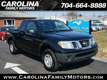 2014 Nissan Frontier for sale in Mooresville, NC