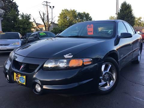 2001 Pontiac Bonneville for sale in Elgin, IL