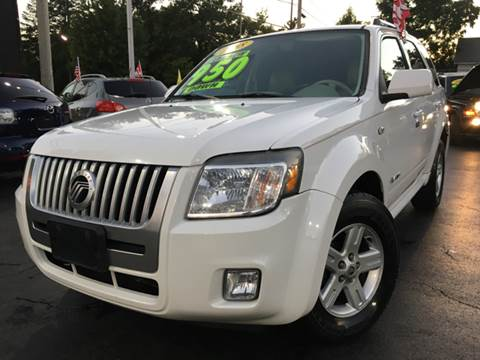 2008 Mercury Mariner Hybrid for sale in Elgin, IL