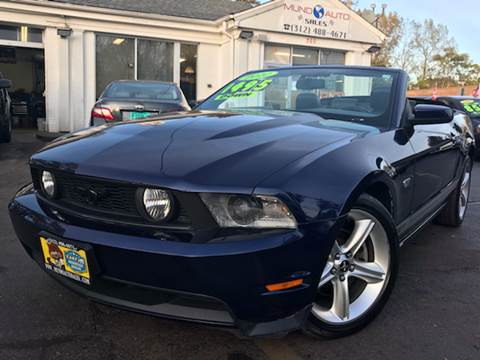 2010 Ford Mustang for sale in Elgin, IL
