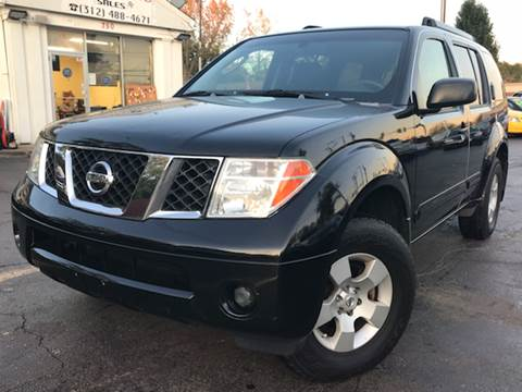 2006 Nissan Pathfinder for sale in Elgin, IL
