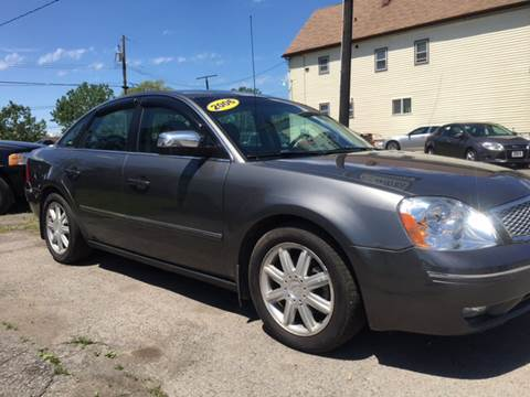 2006 Ford Five Hundred for sale in Buffalo NY