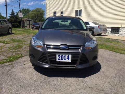 2014 Ford Focus for sale in Buffalo, NY