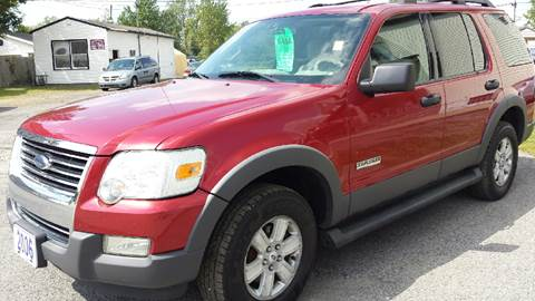 2006 Ford Explorer for sale in Buffalo, NY