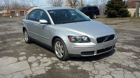 2006 Volvo S40 for sale at T & R Adventure Auto in Buffalo NY
