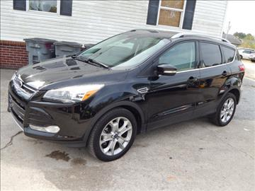 2015 Ford Escape for sale in Florence, AL