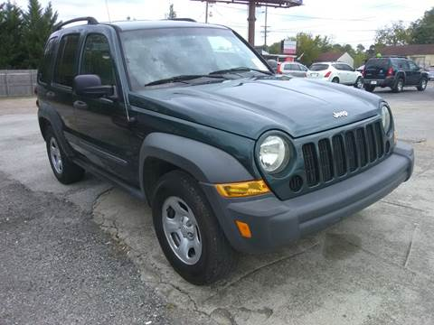 2006 Jeep Liberty for sale in Florence, AL