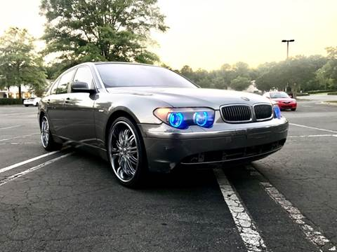 2003 BMW 7 Series for sale in Durham, NC