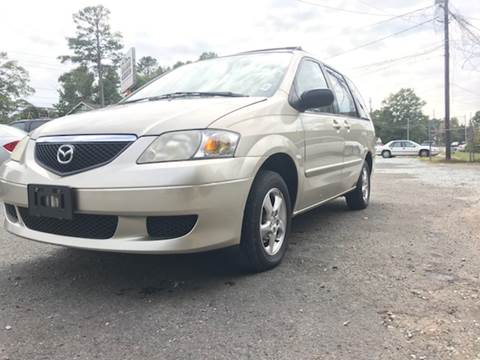 2002 Mazda MPV for sale in Durham, NC