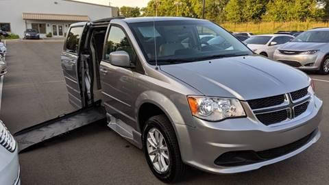 2016 Dodge Grand Caravan for sale at Ace Auto in Jordan MN