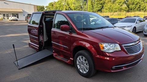 2012 Chrysler Town and Country for sale in Jordan, MN