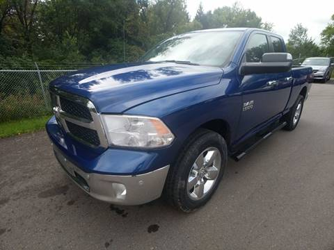 2017 RAM Ram Pickup 1500 for sale in Jordan, MN